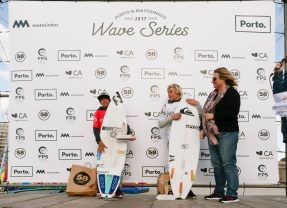 Joaquim Chaves sagra-se Campeão Nacional de Surf Sub 14