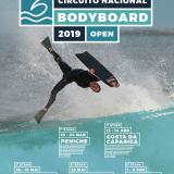 Ranking Circuito Nacional de Bodyboard Open, Fem e Dropknee